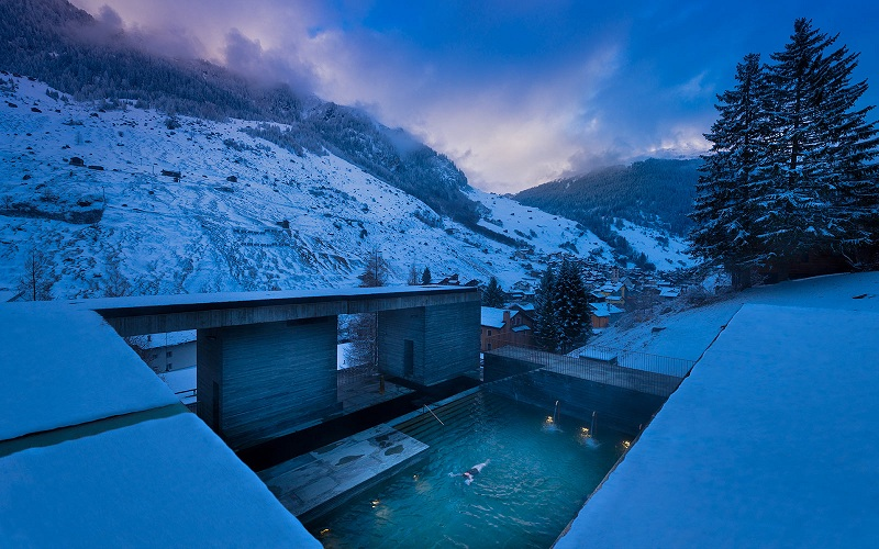 thermes vals